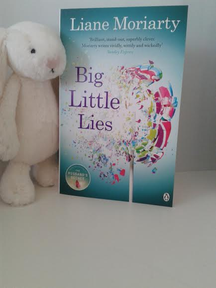 Big Little Lies book bunny